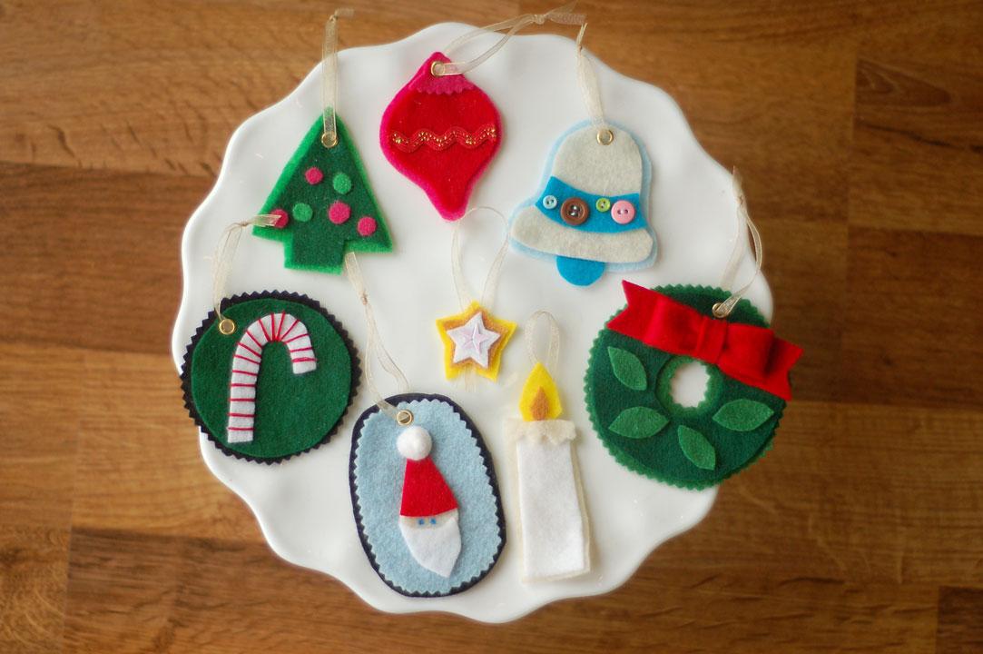 Symbols of Christmas Ornaments | Inkablinka