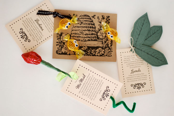 YW Class Symbol Gifts | Inkablinka